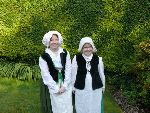 Ahhh ... two lovely serving wenches